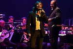Spanish singer Antonio Carmona during concert of Festival Unicos. September 25, 2019. (ALTERPHOTOS/Johana Hernandez)