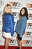 Liana Werner-Gray and Geney Kim. wearing coats that belonged to Bill Cunningham, attends &quot;The Times of Bill Cunningham&quot;  World Premiere on October 11, 2018 at the 56th New York Film Festival in New York City, New York, USA.<br /> <br /> photo by Robin Platzer/Twin Images<br />  <br /> phone number 212-935-0770