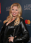 Megan Hilty attend the Broadway Opening Night Performance of 'Les Liaisons Dangereuses'  at The Booth Theatre on October 30, 2016 in New York City.