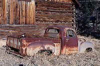 RUST<br /> Old Truck<br /> Durango, CO