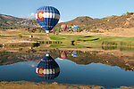 Colorado High balloon at Snowmass Balloon Festival, Sept. 18-20, 2009