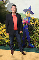 Daniel St. Pierre<br /> at the &quot;Legends of Oz: Dorothy's Return&quot; Los Angeles Premiere, Village Theater, Westwood, CA 05-04-14<br /> David Edwards/Dailyceleb.com 818-249-4998