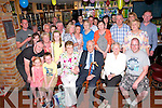 80th Birthday : Sean Curtin, Listowel celebrating his 80th birthday with family & friends at Mike the Pies Bar, Listowel on Sunday afternoon last.