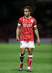 Bristol City's Bobby Reid in action during the Carabao cup match at Vicarage Road Stadium, Watford. Picture date 22nd August 2017. Picture credit should read: David Klein/Sportimage