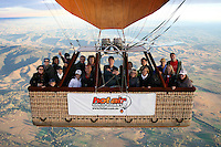 20160724 July 24 Hot Air Balloon Gold Coast