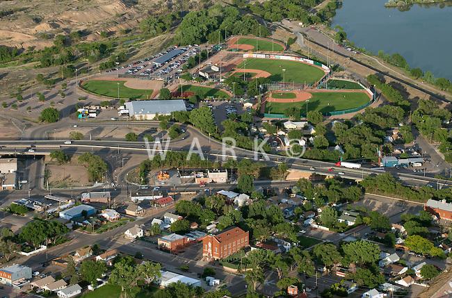 Pueblo, Colorado. The Grove and Runyon Field. June 2014. 85722