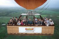 20100111 JANUARY 11 CAIRNS HOT AIR BALLOONING