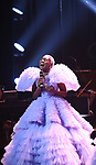 Cynthia Erivo performing in The 2nd Annual Night Divine Holiday Concert at the Apollo Theatre on December 16, 2019 in New York City.