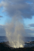 Spouting Horn, Po'ipu, Kauai, Hawaii, USA