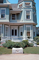 "Riverside CA: ""Heritage House"",  1891. Victorian style. Photo '89."