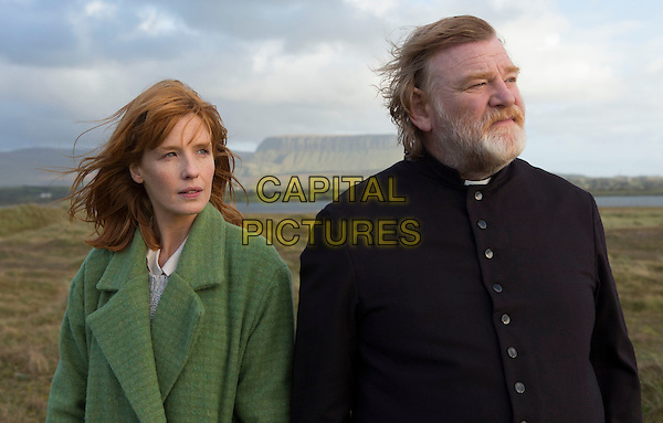 Kelly Reilly, Brendan Gleeson<br /> in Calvary (2014) <br /> *Filmstill - Editorial Use Only*<br /> CAP/NFS<br /> Image supplied by Capital Pictures