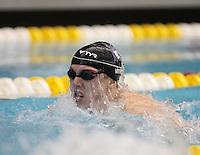 Men's 2008  Big Ten Swimming & Diving Championships held at the University of Michigan. Swimming Finals 02-29-08 ..