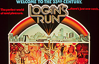 Logan's Run (1976) <br /> Lobby card<br /> *Filmstill - Editorial Use Only*<br /> CAP/KFS<br /> Image supplied by Capital Pictures
