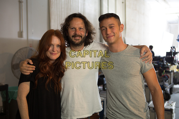 Julianne Moore, Joseph Gordon-Levitt <br /> in Don Jon (2013) <br /> *Filmstill - Editorial Use Only*<br /> CAP/NFS<br /> Image supplied by Capital Pictures