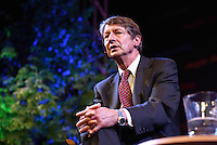 Monday 26 May 2014, Hay on Wye, UK<br /> Pictured: PJ O'Rourke<br /> Re: The Hay Festival, Hay on Wye, Powys, Wales UK.