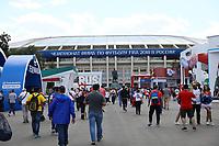 Fans auf dem Weg ins Luschniki-Stadion - 20.06.2018: Portugal vs. Marokko, Gruppe B, 2. Spieltag, Luschniki Stadion Moskau