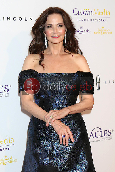 Lynda Carter<br /> at the 41st Annual Gracie Awards Gala, Beverly Wilshire Hotel, Beverly Hills, CA 05-24-16<br /> David Edwards/DailyCeleb.com 818-249-4998