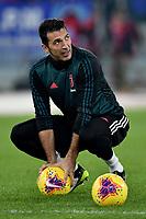Gianluigi Buffon of Juventus<br /> Roma 7-12-2019 Stadio Olimpico <br /> Football Serie A 2019/2020 <br /> SS Lazio - Juventus<br /> Foto Antonietta Baldassarre / Insidefoto