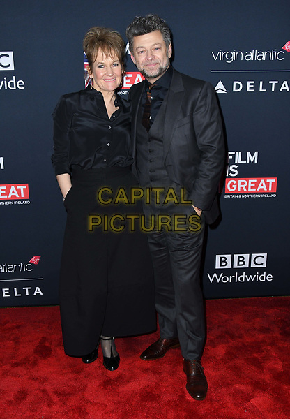 02 March 2018 - Los Angeles, California - Andy Serkis. Film is GREAT Reception to honor British Nominees held at a Private Residence. <br /> CAP/ADM/BT<br /> &copy;BT/ADM/Capital Pictures