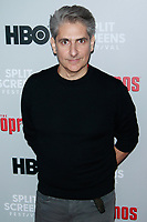 NEW YORK, NY - JANUARY 9: Michael Imperioli  at &ldquo;The Sopranos&quot; 20th Anniversary Panel Discussion at SVA Theater on January 9, 2019 in New York City. <br /> CAP/MPI99<br /> &copy;MPI99/Capital Pictures
