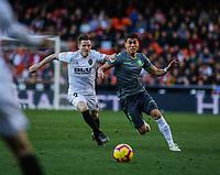 2019.02.10 La Liga Valencia CF VS Real Sociedad