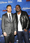 "Ryan Seacrest and Randy Jackson attend Fox's ""American Idol"" 2011 Finalist Party on March 3, 2011at The Grove in Los Angeles, California..."