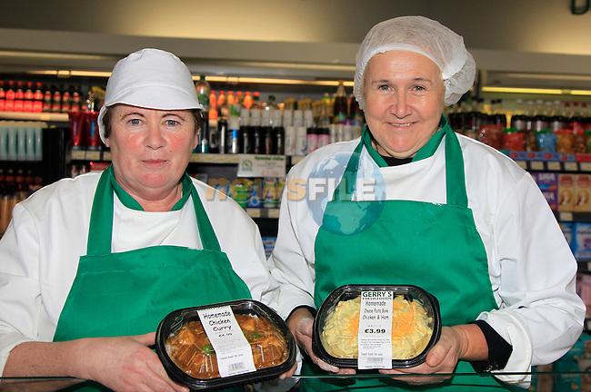 Margeret Toner &amp; Breda (Meals) at Gerry's Fresh Foods in Bryanstown on Friday 14th November 2014.<br />
