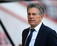 Leicester City Manager Claude Puel during AFC Bournemouth vs Leicester City, Premier League Football at the Vitality Stadium on 15th September 2018