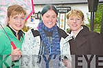 Pictured at the horse fair in the Gap of Dunloe on Sunday were Susan Tangney, Noreen and Jessica Clinton.   Copyright Kerry's Eye 2008