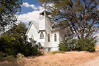Abandoned Church near Hudson, KS