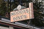 Moody's Diner.