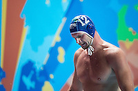 Dejection BARALDI Fabio ITA<br /> GREECE vs ITALY<br /> GRE vs ITA<br /> Waterpolo - Men's 3rd-4th place <br /> Day 16 08/08/2015<br /> XVI FINA World Championships Aquatics Swimming<br /> Kazan Tatarstan RUS July 24 - Aug 9 2015 <br /> Photo Giorgio Perottino/Deepbluemedia/Insidefoto