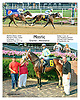 Mastic winning at Delaware Park on 9/1/15