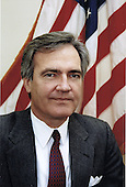 "Official White House photo of Deputy White House Counsel Vincent Walker ""Vince"" Foster, Jr. taken on February 19, 1993 in Washington, DC.  Foster, a friend and colleague of Hillary Rodham Clinton, committed suicide in Fort Marcy Park in Virginia on July 20, 1993.<br /> Credit: White House via CNP"