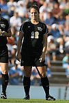 27 September 2009: Wake Forest's Sarah Winslow. The University of North Carolina Tar Heels defeated the Wake Forest University Demon Deacons 4-0 at Fetzer Field in Chapel Hill, North Carolina in an NCAA Division I Women's college soccer game.