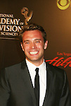 Young and Restless Billy Miller - Red Carpet - 37th Annual Daytime Emmy Awards on June 27, 2010 at Las Vegas Hilton, Las Vegas, Nevada, USA. (Photo by Sue Coflin/Max Photos)