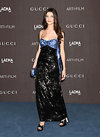 LOS ANGELES, CA - NOVEMBER 02: Sonia Ben Ammar attends the 2019 LACMA Art + Film Gala at LACMA on November 02, 2019 in Los Angeles, California.<br /> CAP/ROT/TM<br /> ©TM/ROT/Capital Pictures