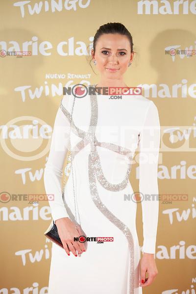 Mayte de la Iglesia attends Marie Claire´s XII Fashion Prix ceremony in Madrid, Spain. November 19, 2014. (ALTERPHOTOS/Victor Blanco)