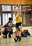 2018-02-18 / Basketbal / Seizoen 2017-2018 / Okido Arendonk - Grimbergen / Vervecken (Okido) probeert te scoren<br /> <br /> ,Foto: Mpics.be