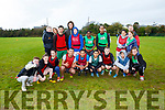 At the Kerry ETB tag rugby tournament at Tralee Sports Complex on Friday were Transform Alley KDYS