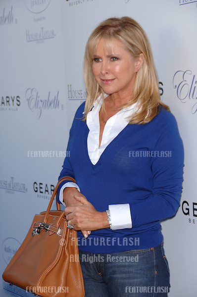 Kathy Hilton at Geary's Beverly Hills to celebrate the release of Dame Elizabeth Taylor's House of Taylor Holiday Collection of jewelry..November 10, 2007  Beverly Hills, CA.Picture: Paul Smith / Featureflash