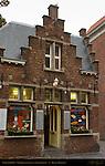 Snackshoppe, Noordzandstraat, Bruges, Brugge, Belgium