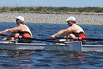 Port Townsend, Rat Island Regatta, Coeur D'alene Rowing; Maas 2X, Double Scull, rowers, kayakers, standup paddlers, racing, Sound Rowers, Puget Sound, Olympic Peninsula, Washington State, water sports, rowing, competition,
