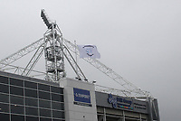 A general view of Preston North End's Deepdale Stadium<br /> <br /> Photographer Mick Walker/CameraSport<br /> <br /> The EFL Sky Bet Championship - Preston North End v Leeds United - Tuesday 10th April 2018 - Deepdale Stadium - Preston<br /> <br /> World Copyright &copy; 2018 CameraSport. All rights reserved. 43 Linden Ave. Countesthorpe. Leicester. England. LE8 5PG - Tel: +44 (0) 116 277 4147 - admin@camerasport.com - www.camerasport.com