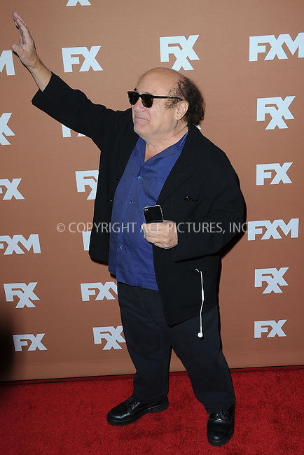 WWW.ACEPIXS.COM . . . . . .March 28, 2013...New York City....Danny De Vito attends the 2013 FX Upfront Bowling Event at Luxe at Lucky Strike Lanes on March 28, 2013 in New York City ....Please byline: KRISTIN CALLAHAN - ACEPIXS.COM.. . . . . . ..Ace Pictures, Inc: ..tel: (212) 243 8787 or (646) 769 0430..e-mail: info@acepixs.com..web: http://www.acepixs.com .