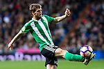 Darko Brasanacof Real Betis during the match of Spanish La Liga between Real Madrid and Real Betis at  Santiago Bernabeu Stadium in Madrid, Spain. March 12, 2017. (ALTERPHOTOS / Rodrigo Jimenez)
