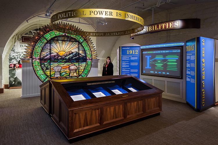 Ohio Statehouse Museum | Roto