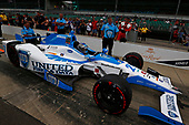 Verizon IndyCar Series<br /> Indianapolis 500 Qualifying<br /> Indianapolis Motor Speedway, Indianapolis, IN USA<br /> Saturday 20 May 2017<br /> Marco Andretti, Andretti Autosport with Yarrow Honda<br /> World Copyright: Phillip Abbott<br /> LAT Images<br /> ref: Digital Image abbott_IndyQ-0517_19510