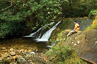 Glen River, Donard Forest Park, Newcastle, County Down