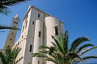 Europe/Italie/La Pouille/Trani: La cathédrale